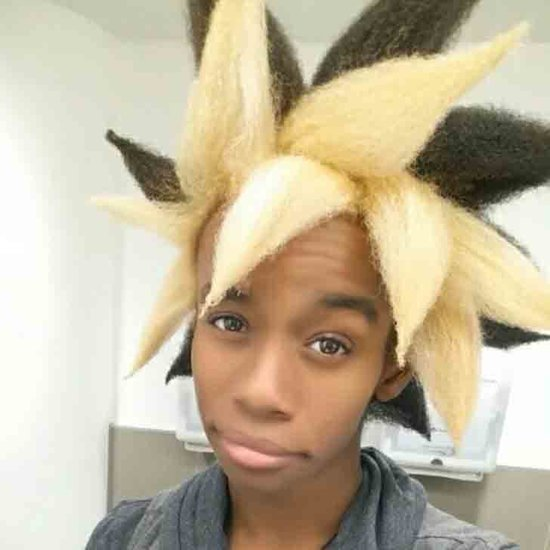 Real-Life Anime Hair