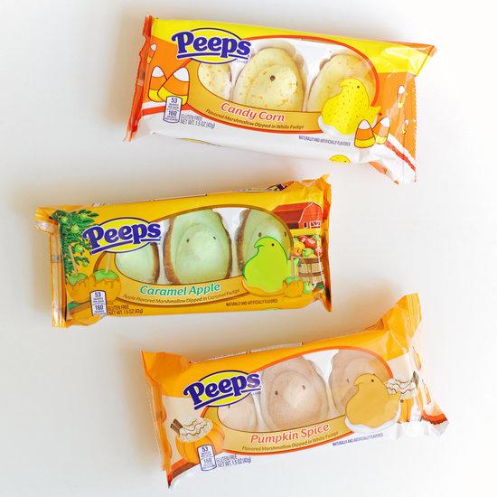 Pumpkin Spice Peeps Review