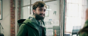 Here's Your First Look at Daniel Radcliffe as the Founder of Grand Theft Auto