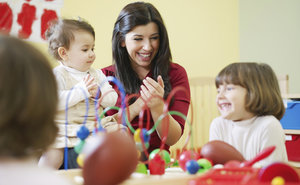On The Fence About Day Care? New Study Reassures Working Moms