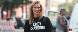 We Can't Get Over Karlie Kloss's Freaking Adorable Nod to Cindy Crawford