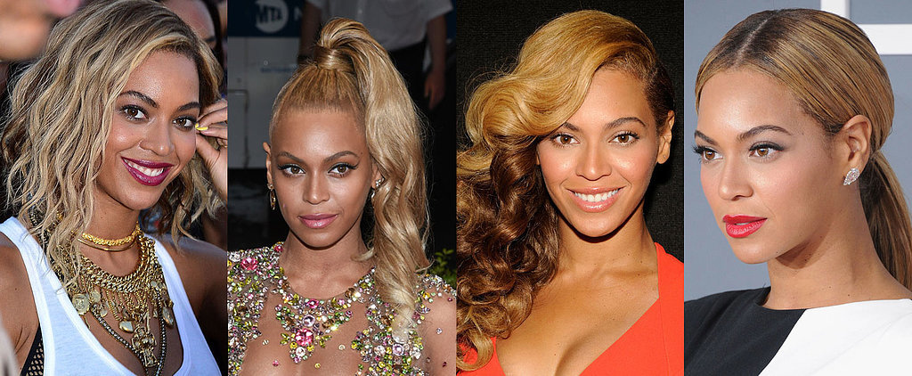 23 Times Beyoncé Gave Us Serious Hair Envy