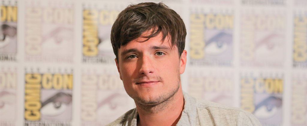 Josh Hutcherson and Other Celebrities Join an Anti Sexual Assault Campaign