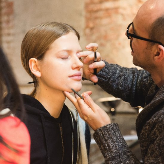 What It's Like Backstage at Fashion Week