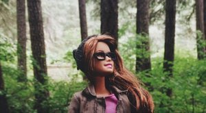 Hipster Barbie Will Give You Intense Instagram Envy