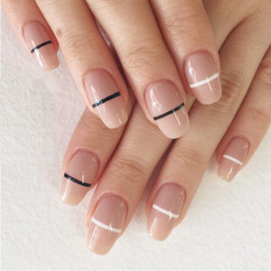 The Biggest Nail Trend on Instagram Right Now