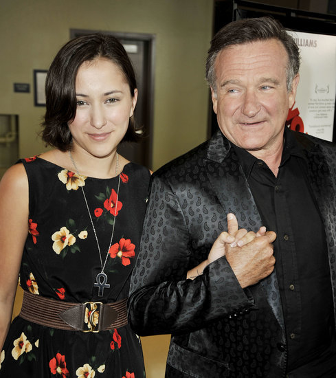 Zelda Williams Inspiring Instagram Post