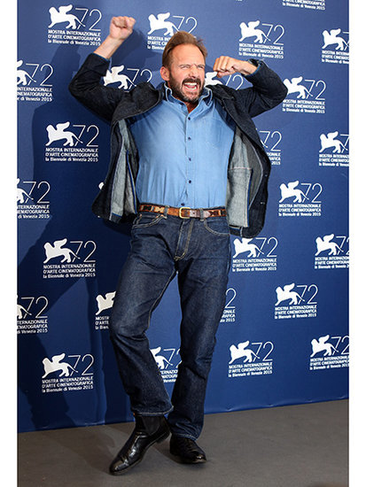 Gotta Cut Loose! Ralph Fiennes Shows Off His Hilarious Dance Moves at the Venice Film Festival