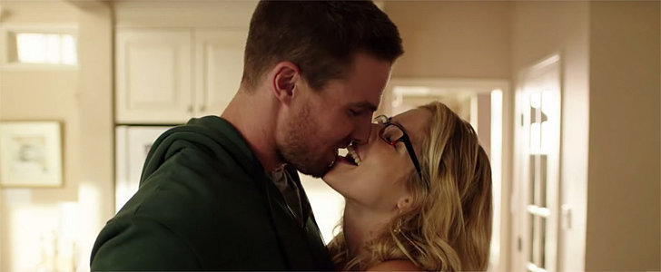 Arrow Season 4: Oliver Is Proposing to Felicity?!