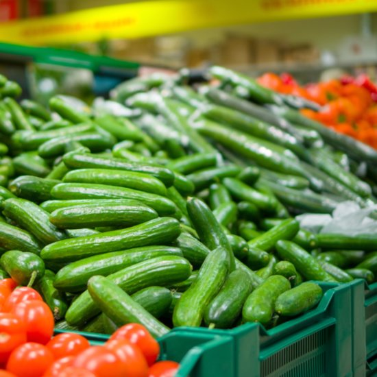 Cucumbers and Salmonella Outbreak