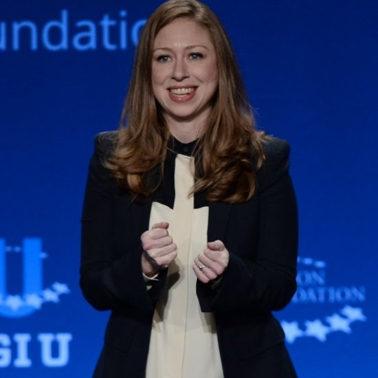 Chelsea Clinton Talks About Kanye West Presidential Run