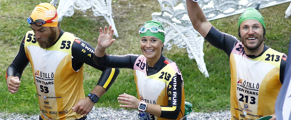Pippa Middleton Proves She's a Total Badass During a 46-Mile Race in Sweden