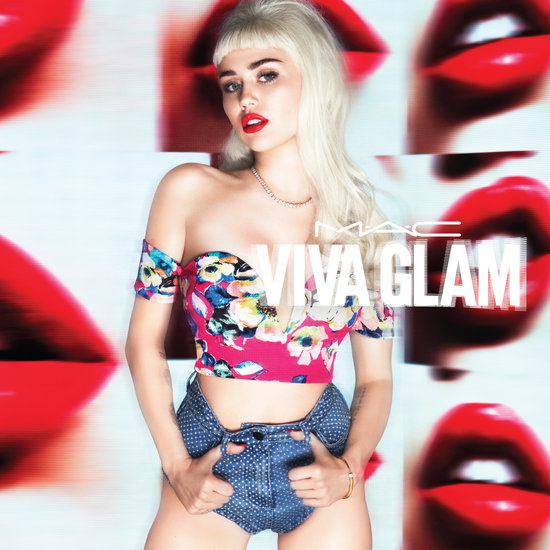 Miley Cyrus For MAC Cosmetics Viva Glam
