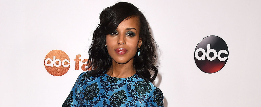 The Workout That Keeps Kerry Washington in Shape