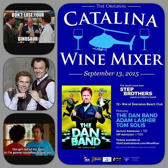 The Catalina Wine Mixer From Step Brothers Is Happening