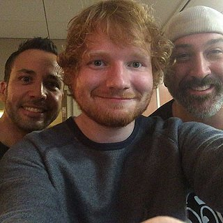 Ed Sheeran Is Here to Make Your Boy Band Dreams Come True