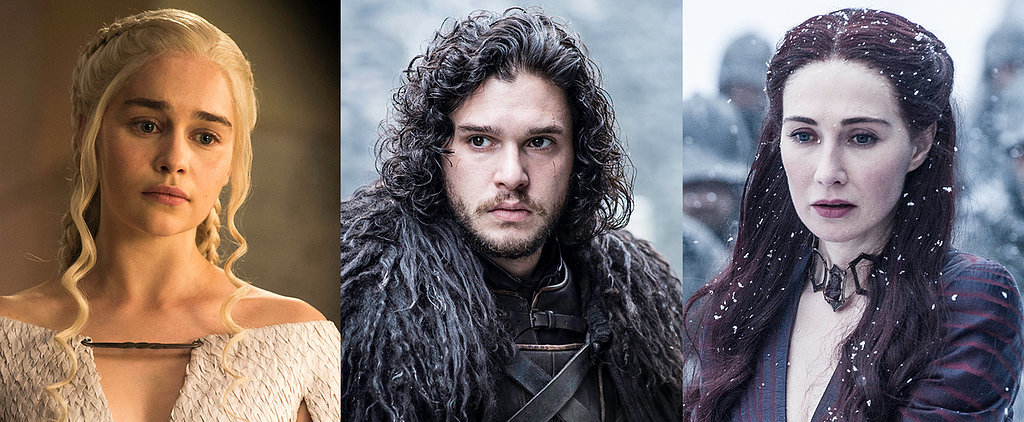 30 Game of Thrones Characters You Could Be This Halloween