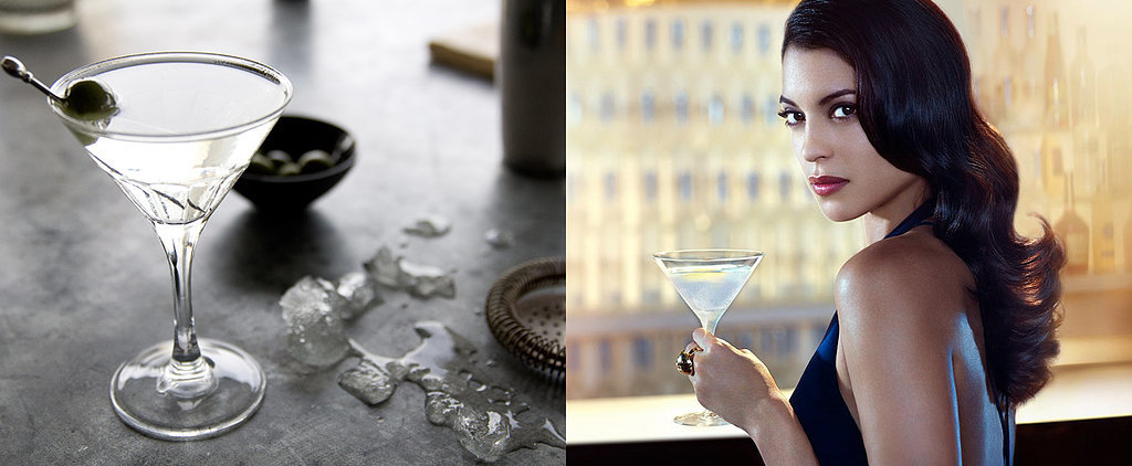 James Bond Is Back on Vodka Martinis