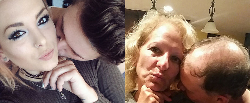These Parents Made Fun of Their Daughter's PDA in the Best Way