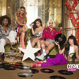 Fifth Harmony in Cosmo For Latinas 2015