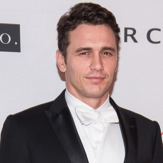 James Franco Does His Best Carrie Bradshaw Impression