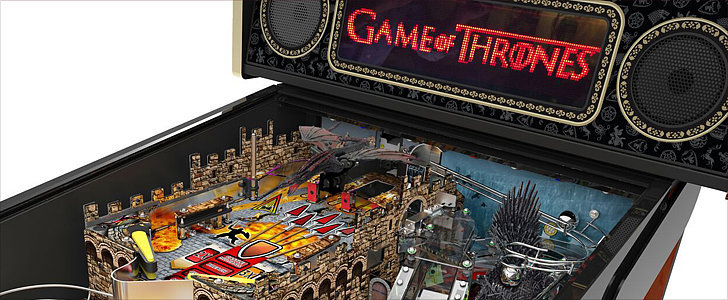 Get Ready to Flip Out Over 3 New Game of Thrones Toys