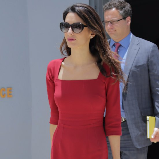 Amal Clooney Work Outfit Ideas