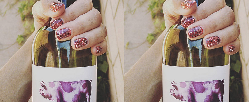 Nail Art Vlogger Chugs Sangria During DIY and the Results Are Hilarious