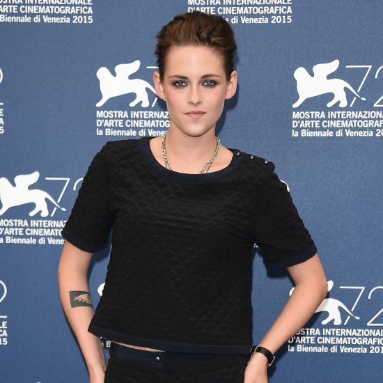 Kristen Stewart Talks About First Love