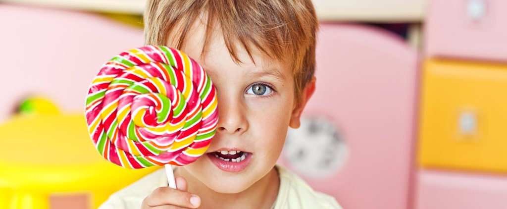 How to Deal With Your Kid's Sweet Tooth