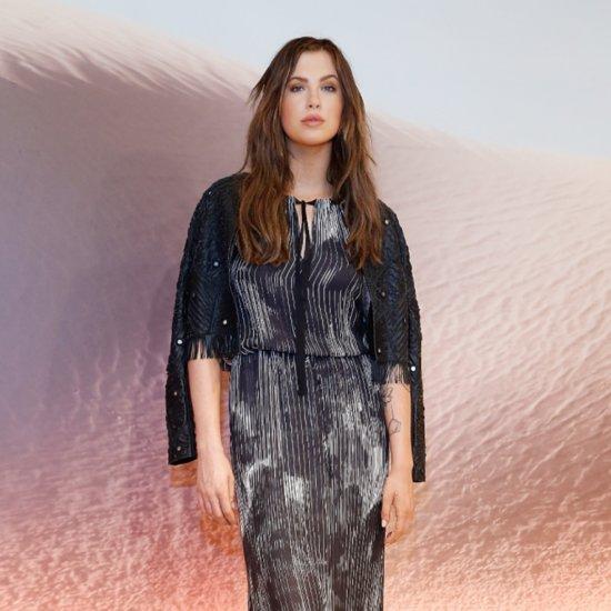 Ireland Baldwin Says She's Too Fat For New York Fashion Week