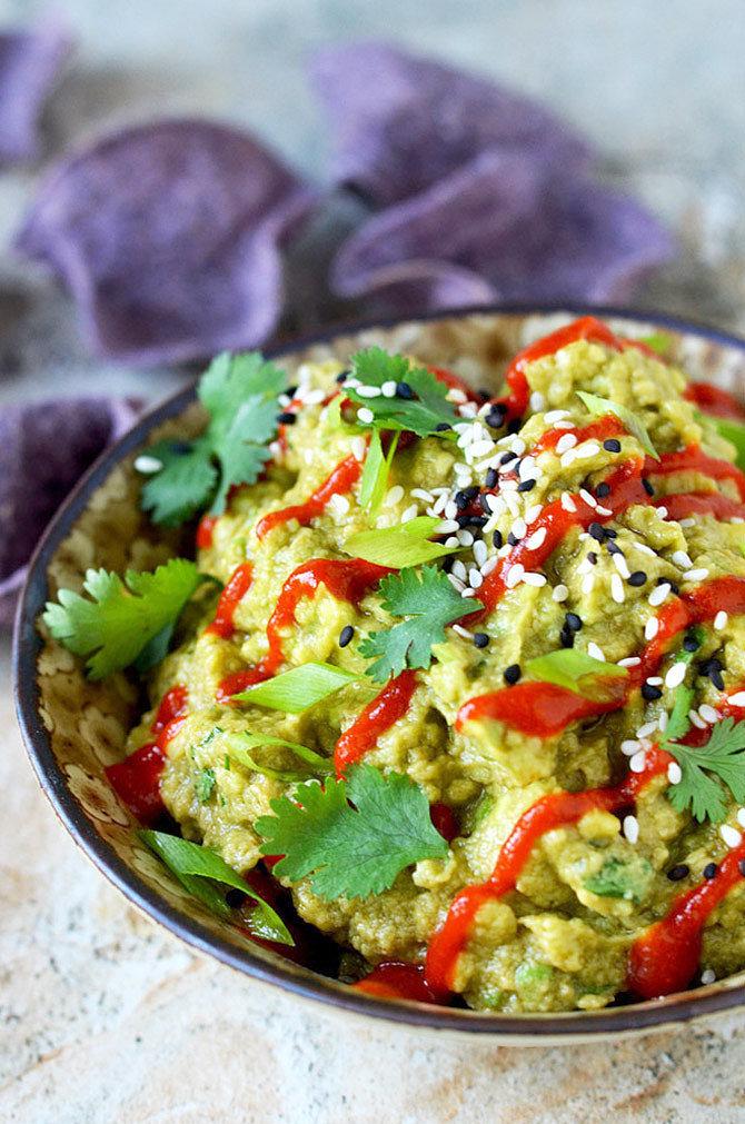 Thai Guacamole