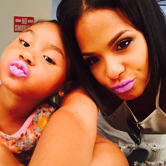 Christina Milian on Parenting