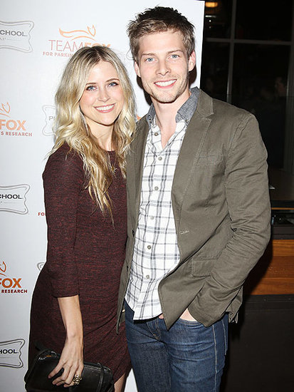 Hunter Parrish Is Married to Kathryn Wahl