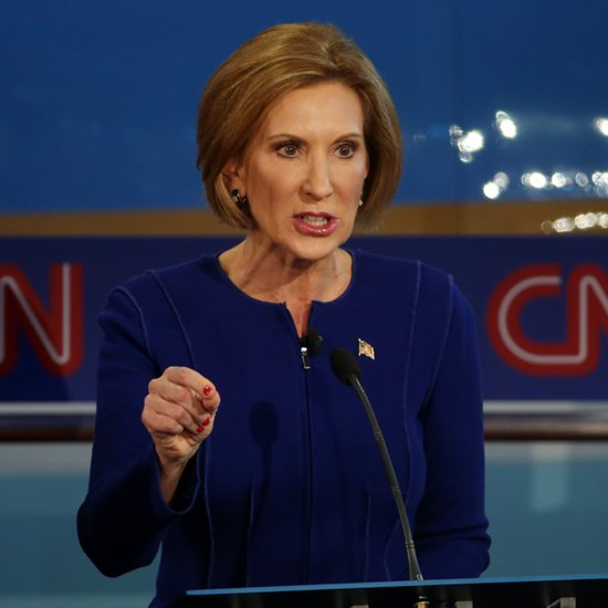 Carly Fiorina's Response to Donald Trump's Face Comment
