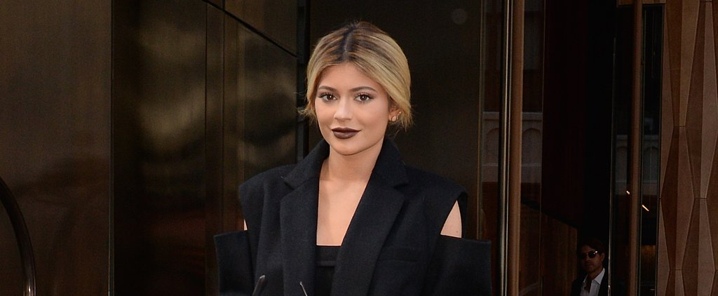 Kylie Jenner Teases the New Shades For Her Lip Kit