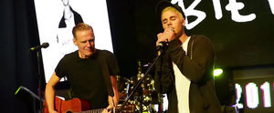 "Justin Bieber and Bryan Adams Duet an Unforgettable Acoustic Version of ""Baby"""