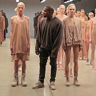 Défilé Kanye West Printemps 2016 Fashion Week de New York
