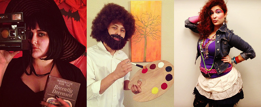 POPSUGAR Shout Out: Flashback to the '80s With These DIY Halloween Costumes