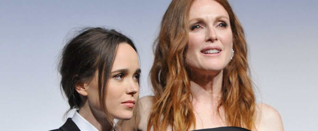 Julianne Moore and Ellen Page on Freeheld's Most Surprisingly Intimate Scene