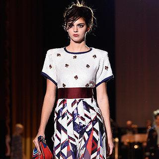Die besten Momente der Marc Jacobs Modenschau F/S 2016