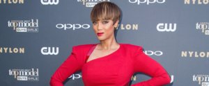 Tyra Banks Goes Nude-Faced For a No-Makeup Photo Shoot