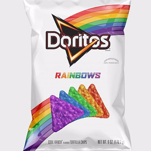 Doritos Rainbows to Support LGBT Causes