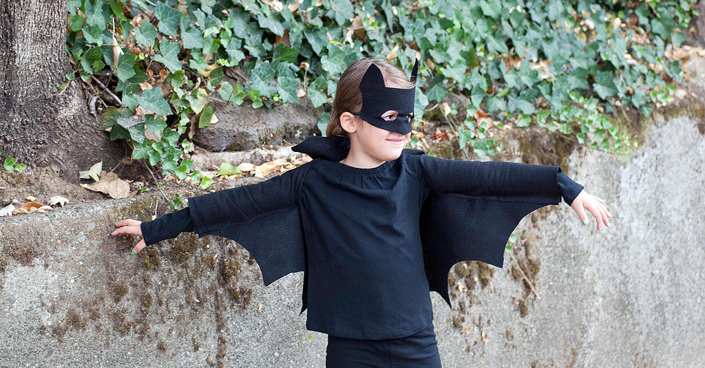 DIY This Halloween Bat Costume For Less Than $10