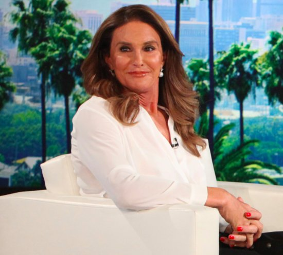 Caitlyn Jenner on The Ellen DeGeneres Show