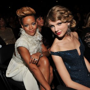 Rihanna Won't Go on Stage With Taylor Swift