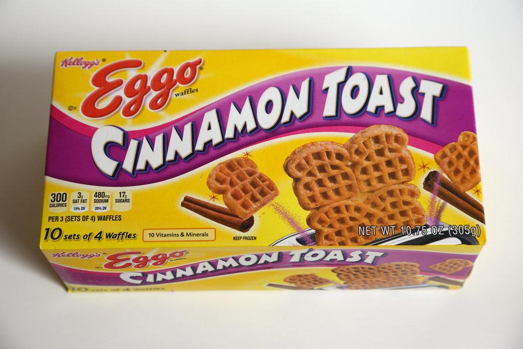 Eggo Cinnamon Toast ($3)