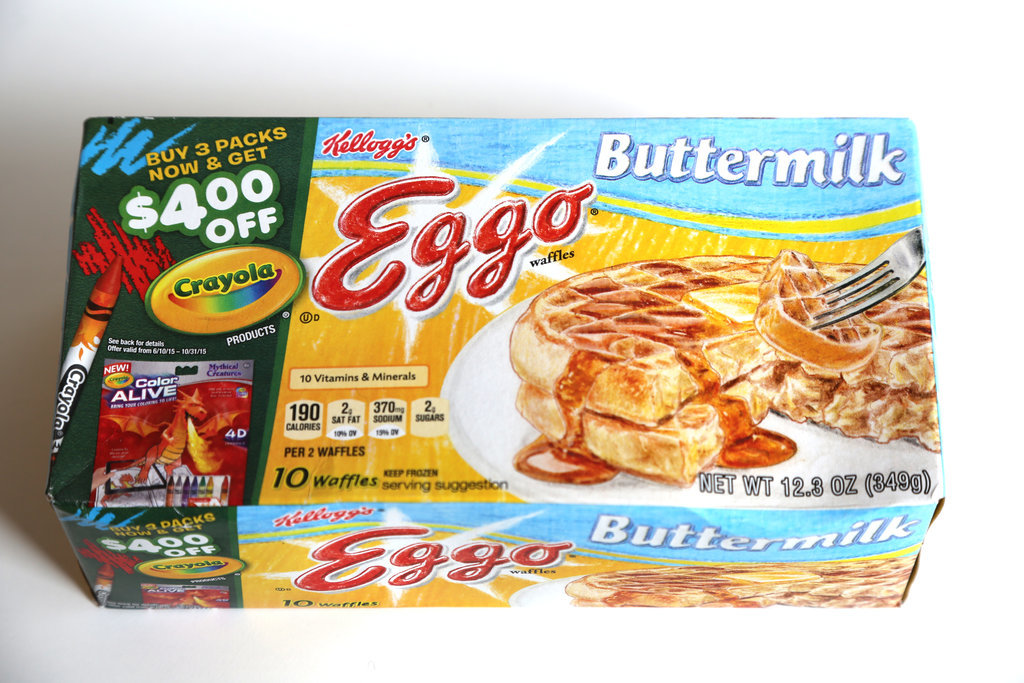 Eggo Buttermilk ($3)
