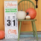 Get Everyone Excited For Halloween With This Fun DIY Halloween Countdown Board