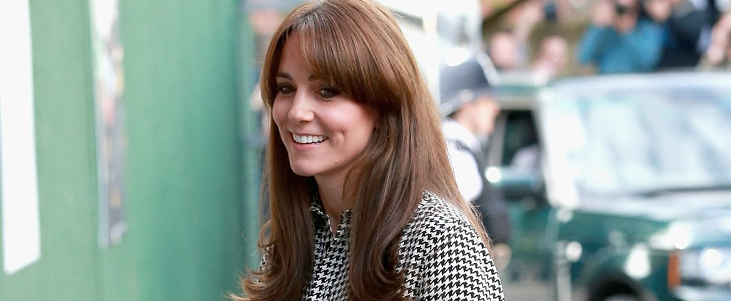 See All Angles of Kate Middleton's New Fringe